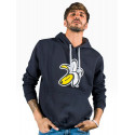 Banana Hooded sweatshirt men