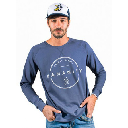 Stamp light sweatshirt